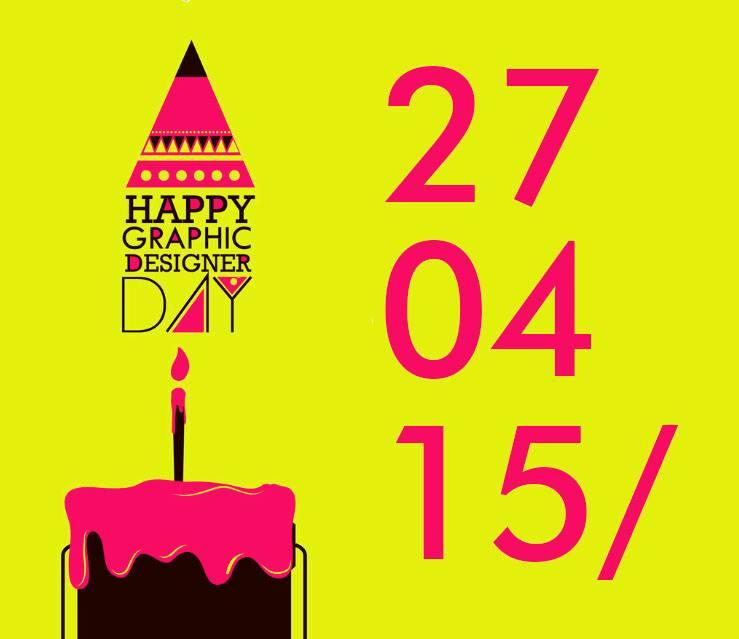Día del Diseñador Gráfico 2015