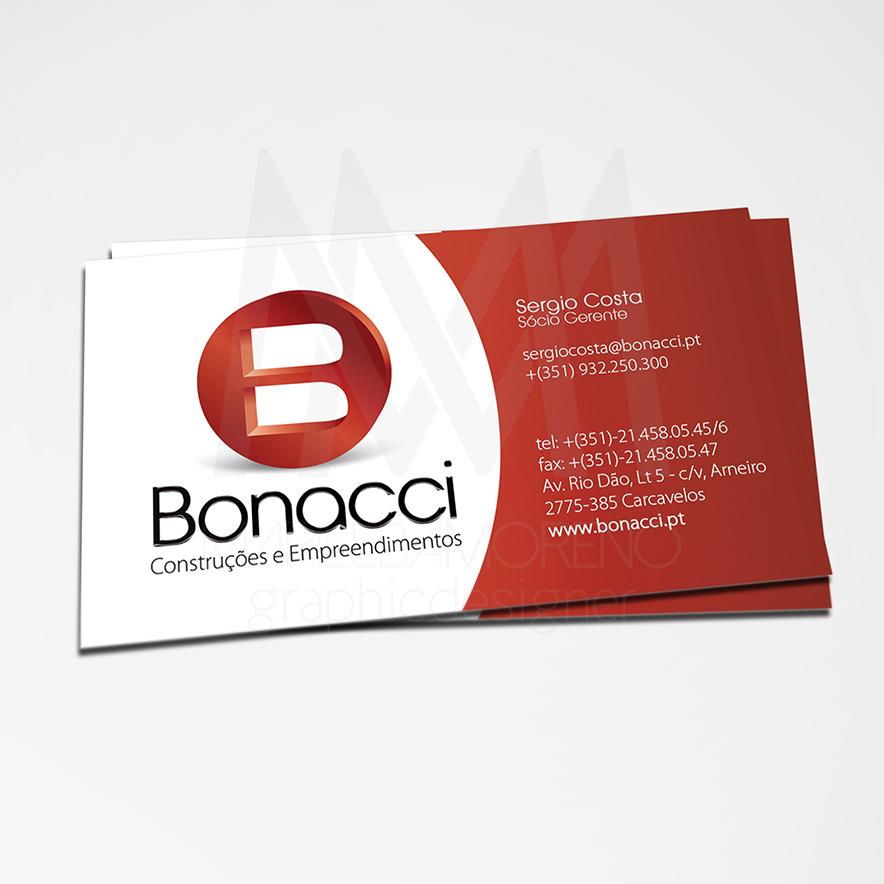 Business Bonacci - Diseño por Marielba Moreno Diseño Gráfico