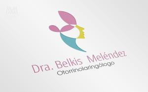 Realistic Logo Belkiso - Diseño por Marielba Moreno Diseño Gráfico