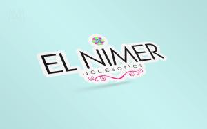 Logo El Nimerl - Diseño por Marielba Moreno Diseño Gráfico