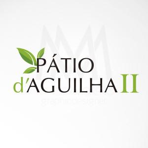 Logo Pátio d'AGUILA II - Diseño por Marielba Moreno Diseño Gráfico