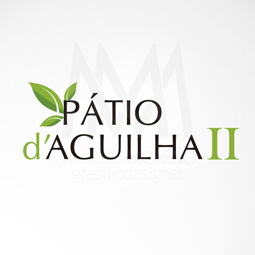 Logo Pátio d'Aguilha