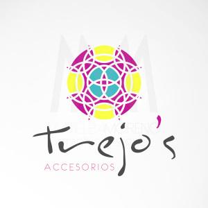 Logo Trejo Accesorios - Diseño por Marielba Moreno Diseño Gráfico