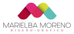 Logo Marielba Moreno Dieseño Gráfico