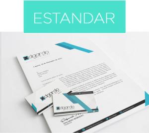 Papelería DGARDO - Diseño por Marielba Moreno Diseño Gráfico
