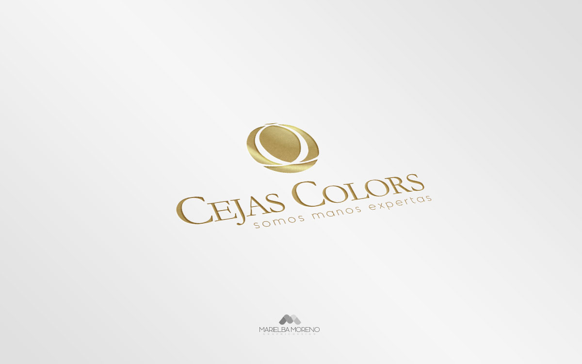 Logo Cejas Colors