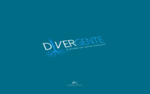 Logo Divergente - Diseño por Marielba Moreno Diseño Gráfic