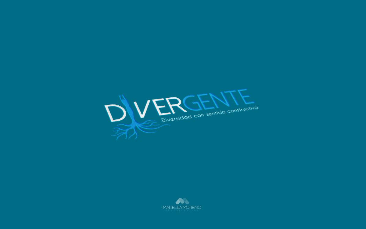 Logo Divergente