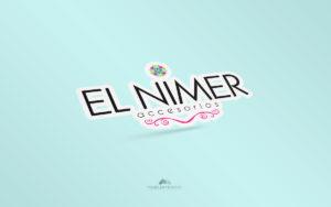 Logo El Nimer - Diseño por Marielba Moreno Diseño Gráfic