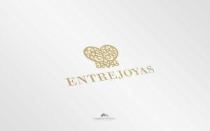 Logo Entrejoyas - Diseño por Marielba Moreno Diseño Gráfic