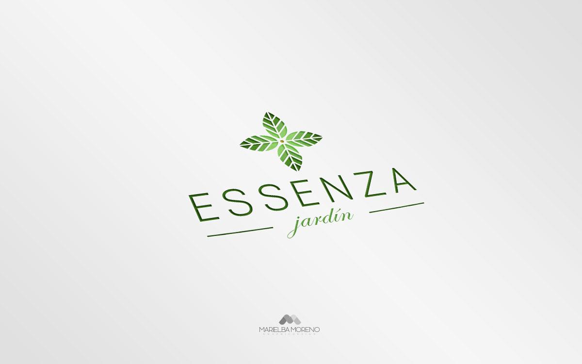Logo Essenza Jardin