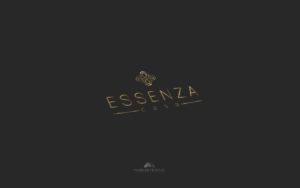 Logo Essenza Casa - Diseño por Marielba Moreno Diseño Gráfico