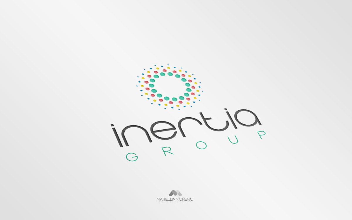 Logo Inertia Grupo