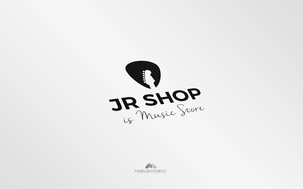 Logo JR Shop