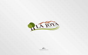 Logo La Joya - Diseño por Marielba Moreno Diseño Gráfico