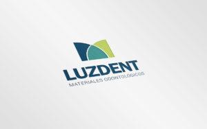 Logo Luz Dent - Diseño por Marielba Moreno Diseño Gráfico