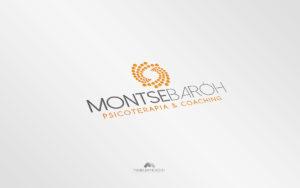 Logo MonstseBaróh - Diseño por Marielba Moreno Diseño Gráfico