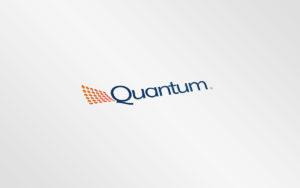 Logo Quantum - Diseño por Marielba Moreno Diseño Gráfico