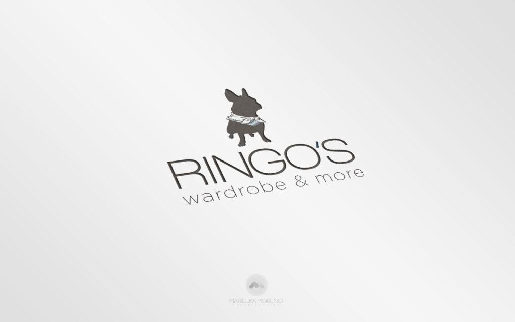 Logo Ringo's - Diseño por Marielba Moreno Diseño Gráfico