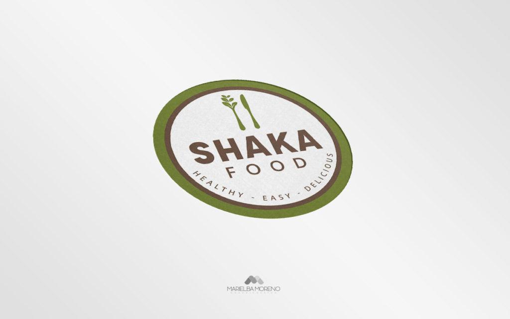 Logo Shaka Food