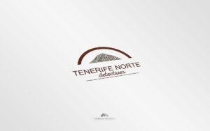 Logo Tenerife Norte - Diseño por Marielba Moreno Diseño Gráfico