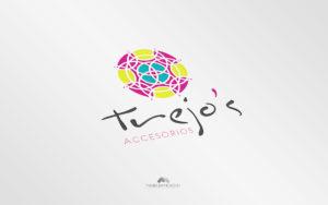 Logo Trejos - Diseño por Marielba Moreno Diseño Gráfico