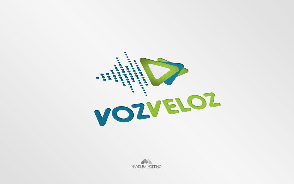 Logo Voz Veloz