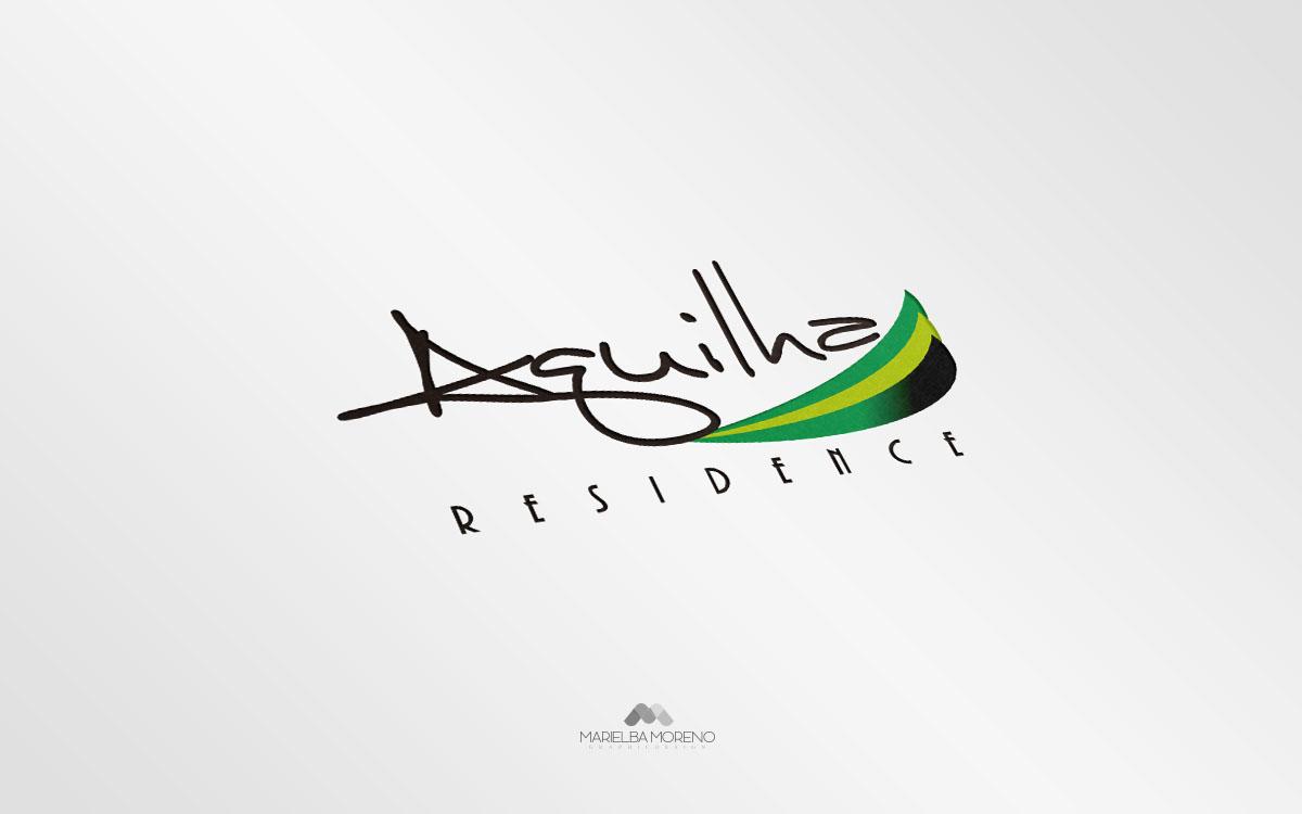 Logo Aguilha Residence