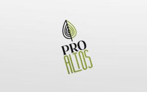 Logo Pro Altos Diseño por Marielba Moreno Diseño Gráfico
