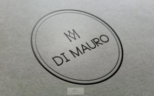 Logo Di Mauro Diseño por Marielba Moreno Diseño Gráfico