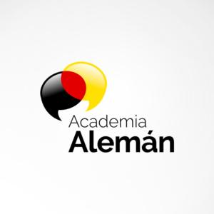 Logo Academia-Aleman Diseño por Marielba Moreno Diseño Gráfico